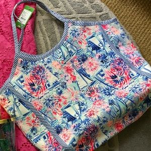 Lilly Pulitzer Tote Bag NWT